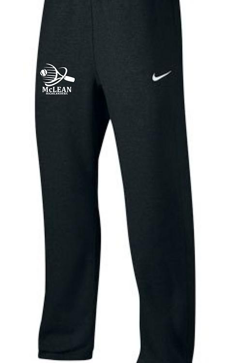 UA Team Hustle Fleece Pants