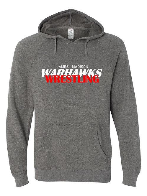ITC -Raglan Hooded Sweatshirt - Women's