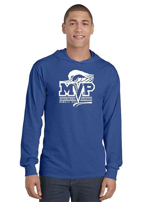 MVP Hawaii- HD Cotton Jersey Hooded T-Shirt