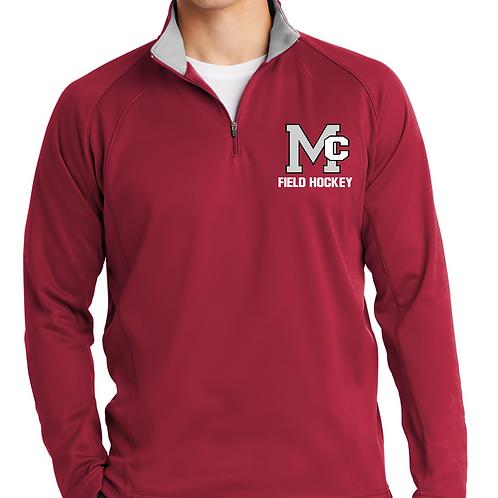 McFH - Sport-Wick Fleece 1/4-Zip Pullover