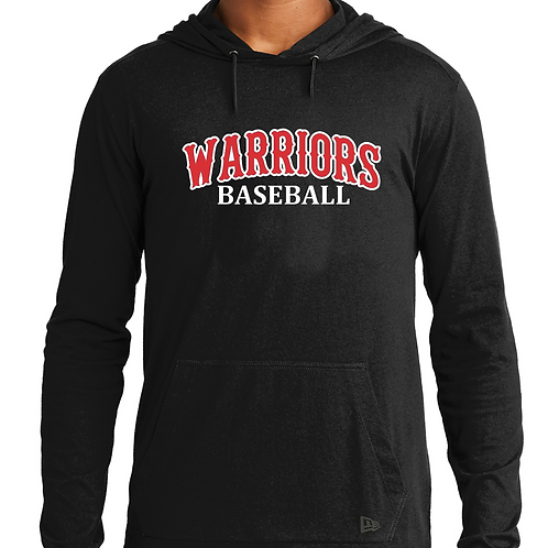 New Era® Tri-Blend Performance Pullover Hooded Tee