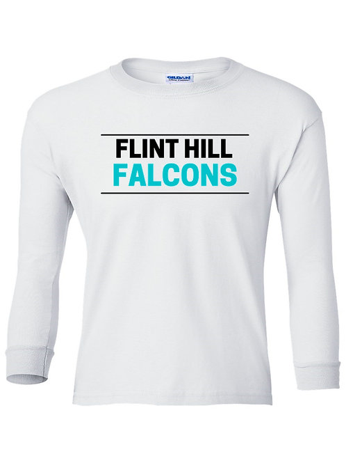 FH - Ultra Cotton® Youth Long Sleeve T-Shirt