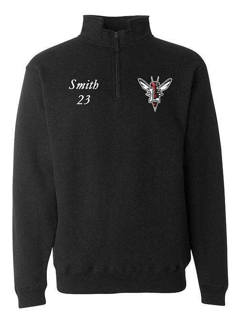 J. America - College 1/4 Sweatshirt