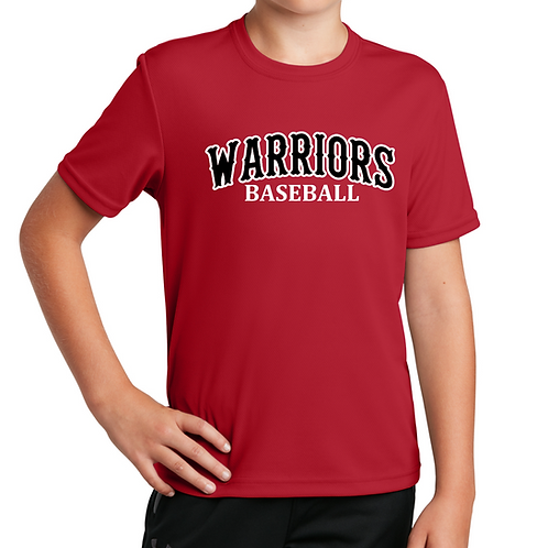 Warrior RacerMesh S/S T-Shirt (Adult)