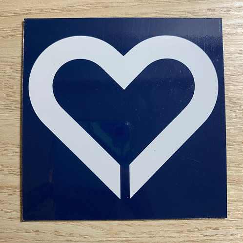 Car Magnet with Donation