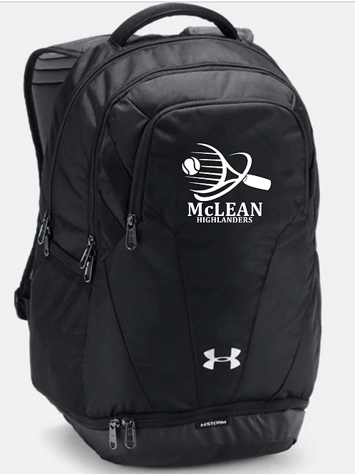 MC - UA Team Hustle 3.0 Back Pack
