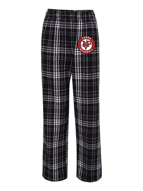 Terps - Boxercraft - Flannel Pants With Pockets