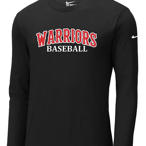 Warriors - Nike Core L/S T-Shirt