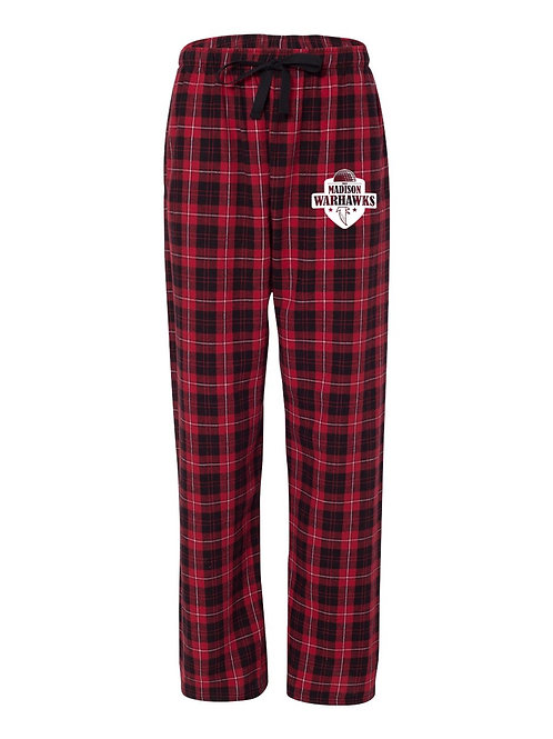 Boxercraft - Flannel Pants With Pockets - Unisex