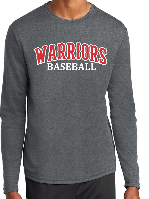 Warrior RacerMesh L/S T-Shirt (Adult)
