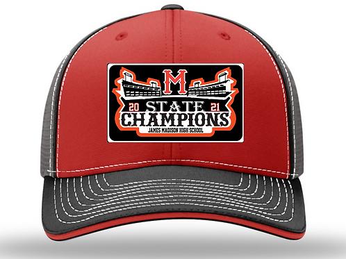 SC - Pulse Sportmesh R-Flex Hat