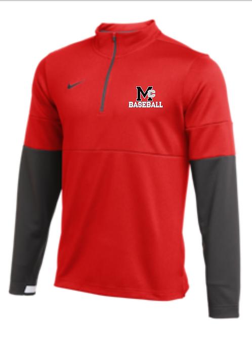 Nike's Team Authentic Therma Half-Zip