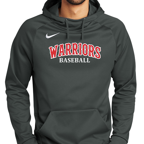 Women's Nike Team Hustle Fleece Hoodie (Numbered Sleeve) and (Optional Name