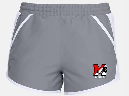 UA Women's Team Lacrosse Shorts