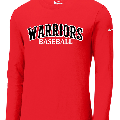 Warriors - Nike Legend L/S T-Shirt