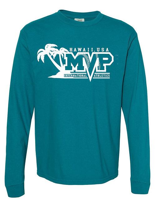MVP Hawaii - Comfort Colors - Garment-Dyed Long Sleeve T-Shirt