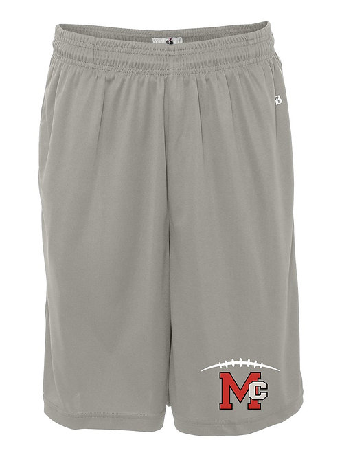 """Badger - B-Core 10"""" Shorts with Pockets"""