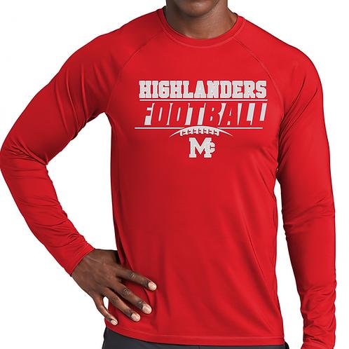 ST Long Sleeve Football RashGuard