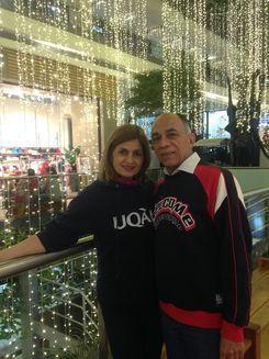 Francisco y Patricia