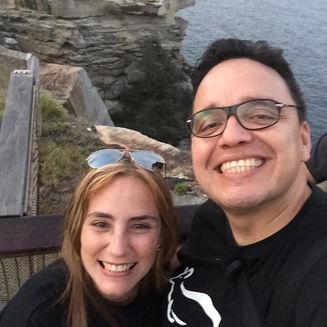 Rafael y Mary - Comisión de púlpito