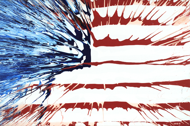 American Flag 2010