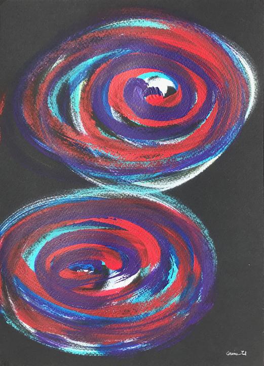 Planet Collision 2021