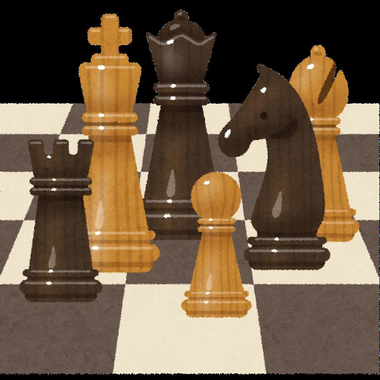 チェスだいすき!♔