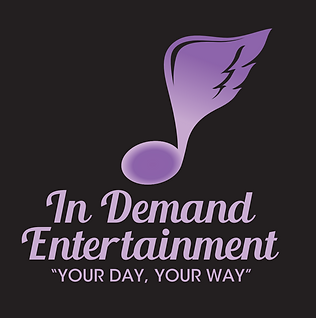 In Demand Entertainment Logo