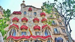 Sant Jordi 2017 em Barcelona:  vejo flores em você!