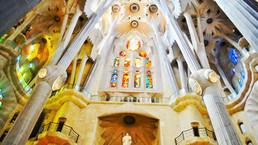 Sagrada Família ficará pronta em 2026