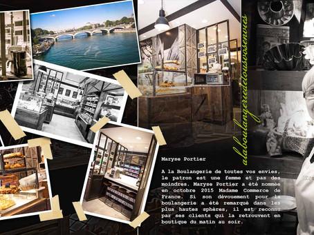 A la Boulangerie de Toutes Vos Envies | Paris