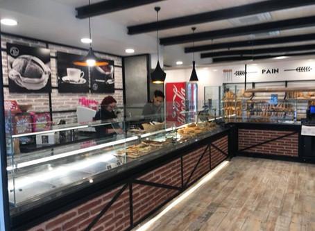 Ibanez Barnoin | Boulangerie de la Gare