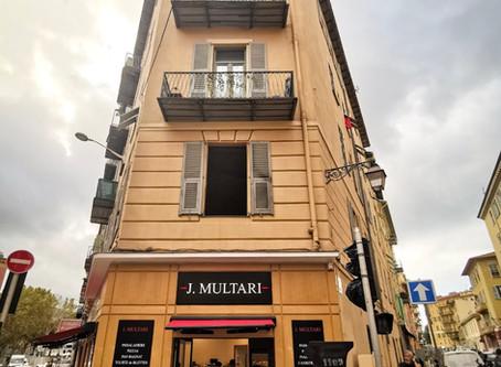 J. Multari | Rue Cassini | Nice