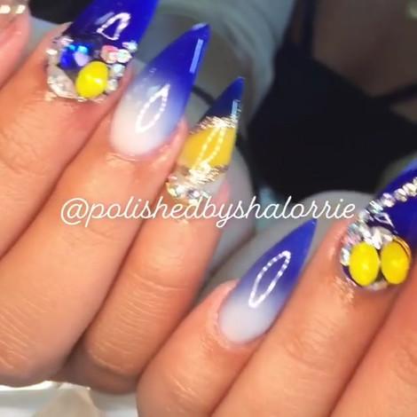 #polished #polishedbyshalorrie #nailarta