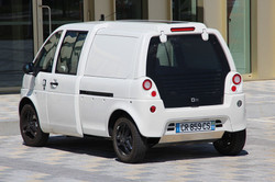 Mia electric car
