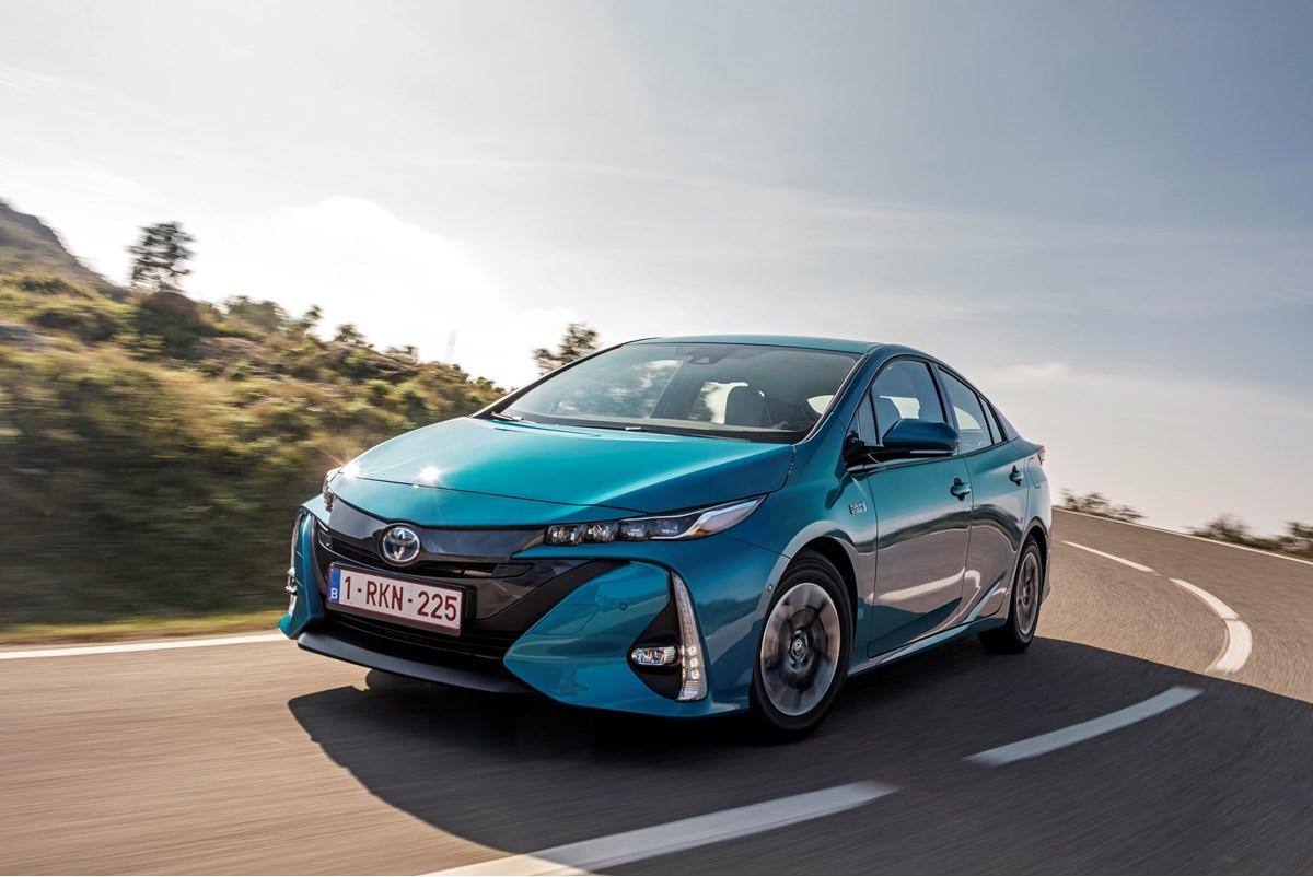 Toyota Prius - PHV