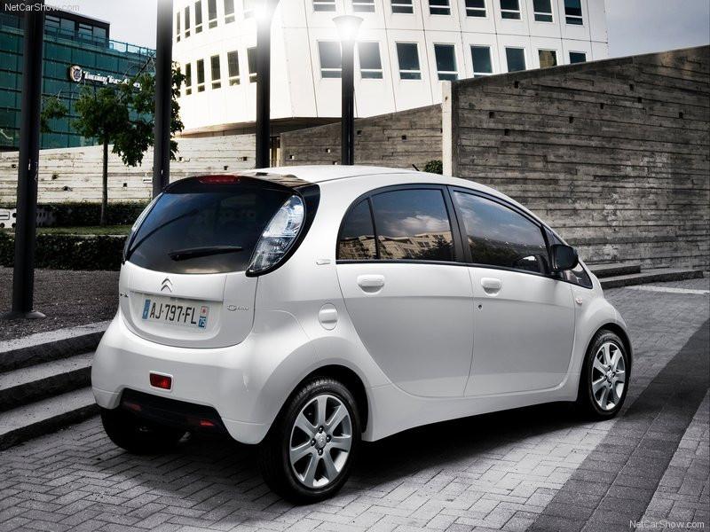 Citroen C-ZERO/Mitsubishi I-Miev/Peugeot Ion