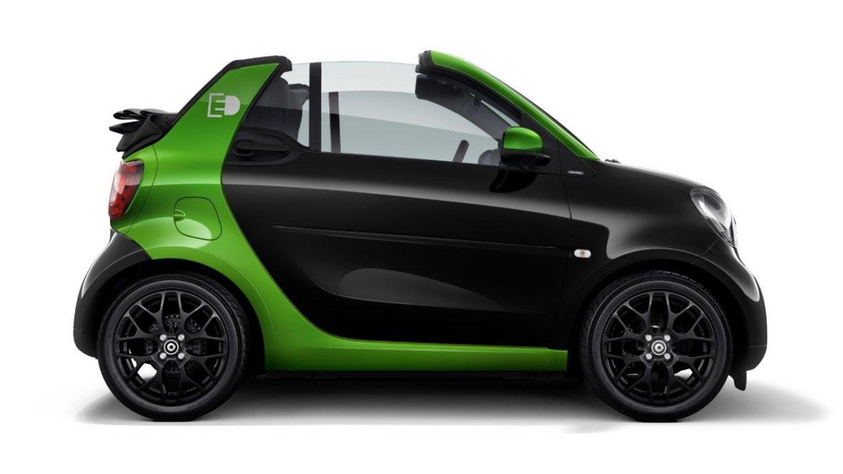 Smart for 2 Cabriolet