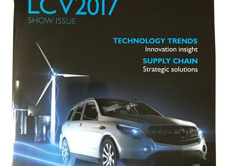 Cenex Low Carbon Vehicle Show