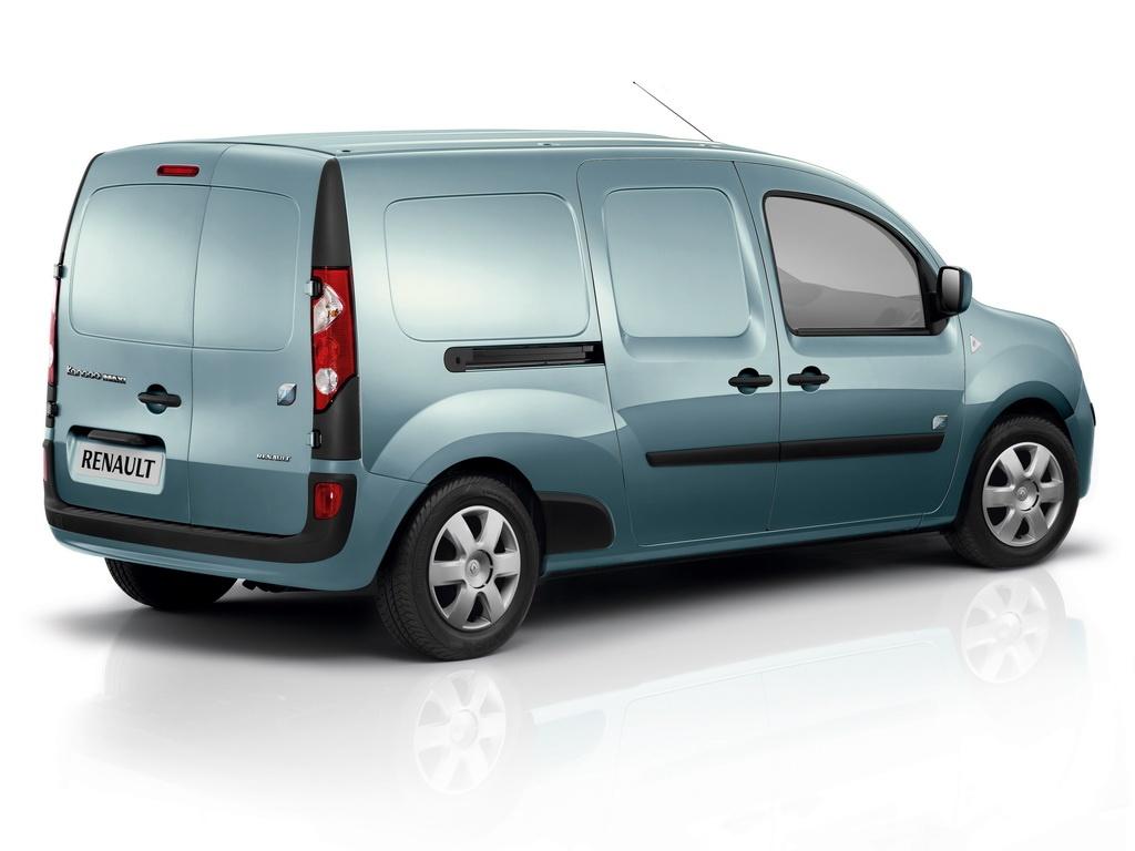 Renault Kangoo ZE Maxi van
