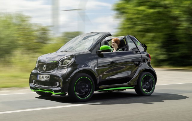 Smart for2 Electric drive