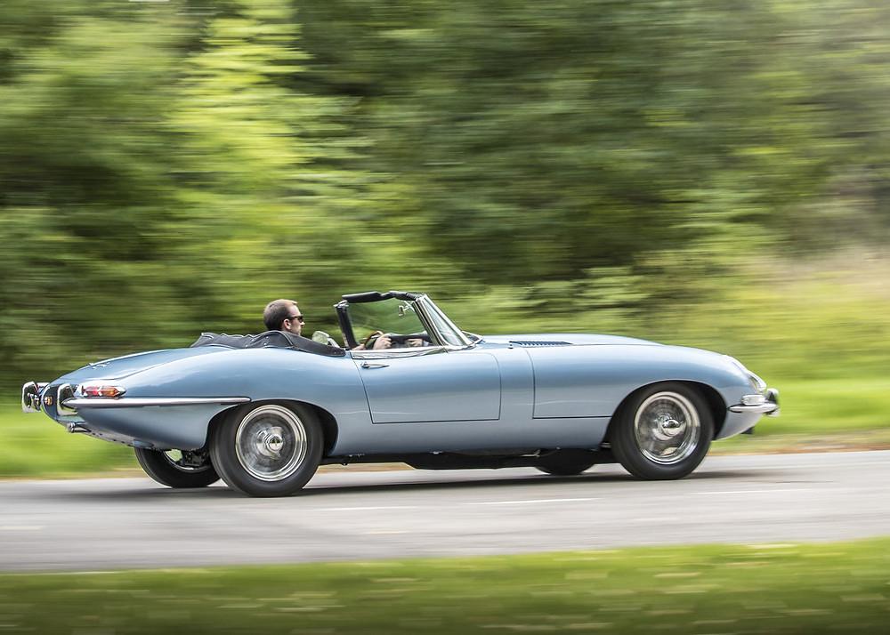 Jaguar E-type Electric