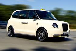 LEVC TX Ecity cab