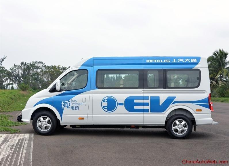 LDV 80 Minibus
