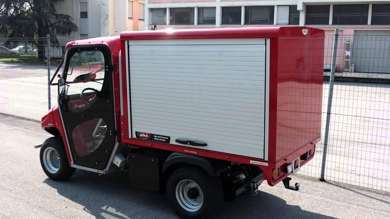 Alke cargobox van