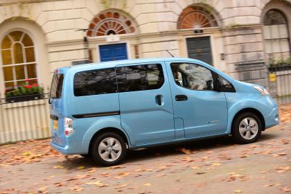 Nissan eNV200 Combi