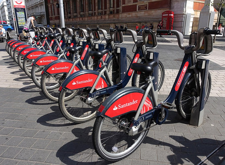 Bike share 'On demand' schemes