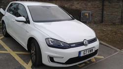 VW E-Golf / GTE