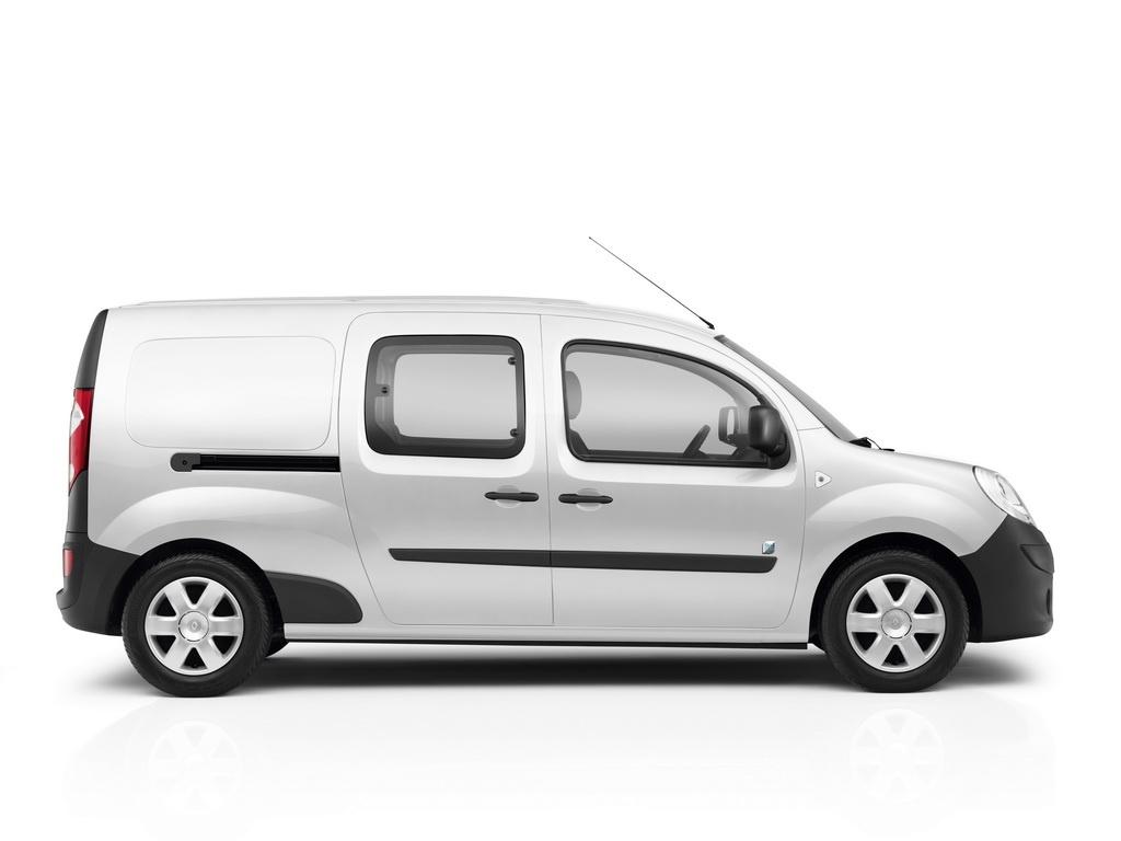 Renaul Kangoo Maxi ZE Crew Van