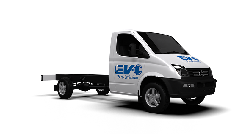 LDV 80 Chassis cab